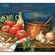 2010年ラングカレンダー アメリカンキッチン