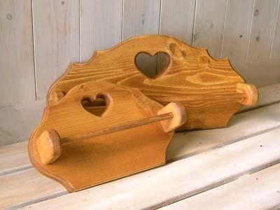 リトルパインオーダー家具:タオルハンガー