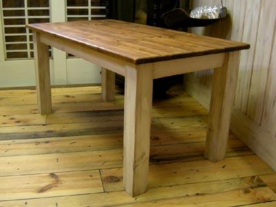 リトルパインのオーダー家具 ローテーブル