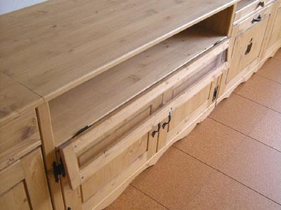 リトルパインのオーダー家具 TVボード