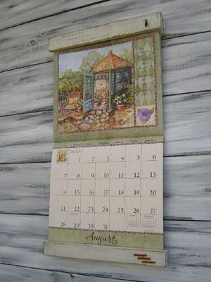 カレンダーホルダー