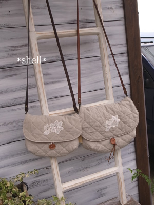Shell4039shoulderbag