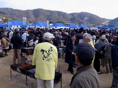 2013安浦かき祭り