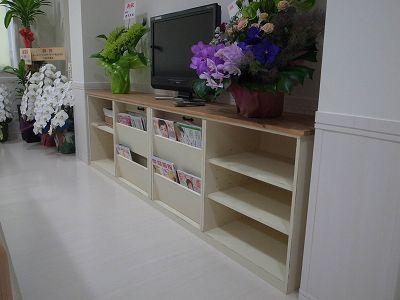 リトルパインのオーダー家具 ワイドテレビボード