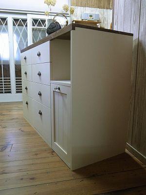 キッチンカウンター(引き出しタイプ)