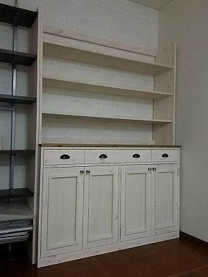 リトルパインのオーダー家具 ブックボード